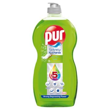 PUR Sekrety Kucharza Płyn do mycia naczyń - Apple 1.35l