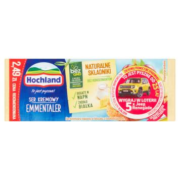 HOCHLAND Ser topiony 100g - idealny na śniadanie