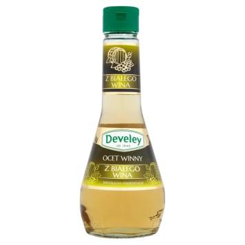 DEVELEY Wine vinegar from white wine 250ml