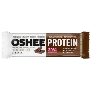 OSHEE Protein High-protein chocolate bar 45 g