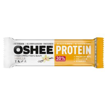 OSHEE Protein High-vanilla chocolate bar 45g