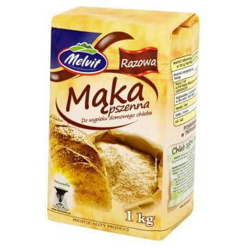 MELVIT Wheat flour for baking homemade bread 1kg