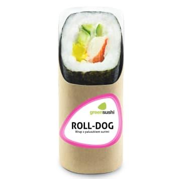 GREEN SUSHI Roll-Dog Surimi sticks 180g