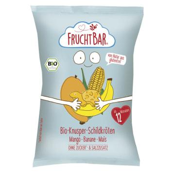 FRUCHTBAR Corn crisps mango-banana BIO 30g