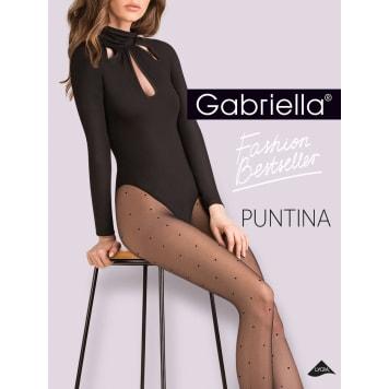 GABRIELLA Tights Puntina 20 Den, size 3, colour Nero 1pc
