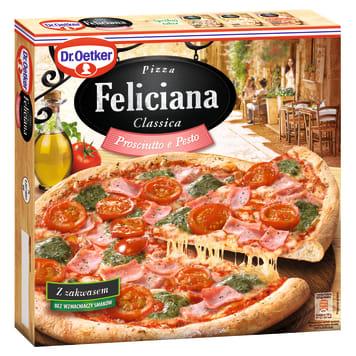 DR. OETKER FELICIANA CLASSICA Pizza Prosciutto e Pesto 360g