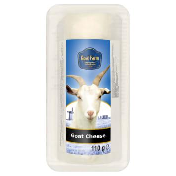 Rolada kozia twarogowa naturalna - Goat Farm - Serek dla prawdziwych smakoszy.