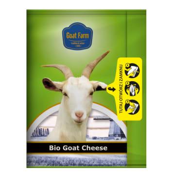 GOAT FARM Cheese goat BIO 90g