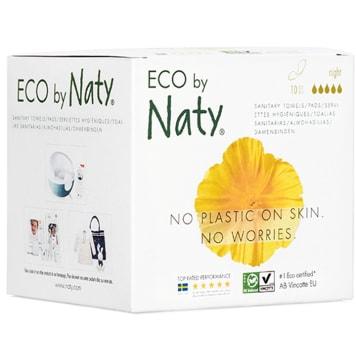 NATY Ecological nappies Night 10 pcs 1pc
