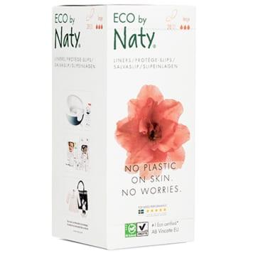 NATY Wkładki higieniczne ekologiczne Large 28 szt. 1szt