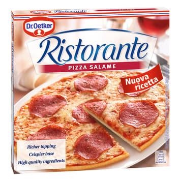 Mrożona pizza - Dr. Oetker Ristorante. Szybki obiad o wyrazistym smaku.