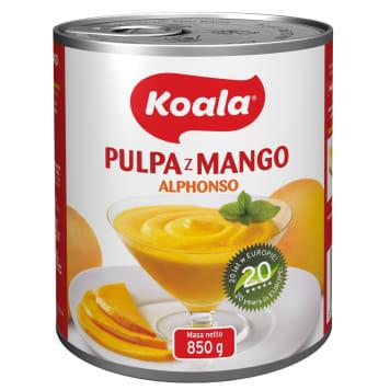 KOALA \Mango pulp with alphonso 95% sugar 850g