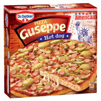 DR. OETKER GUSEPPE Pizza American Style Hot Dog 415g