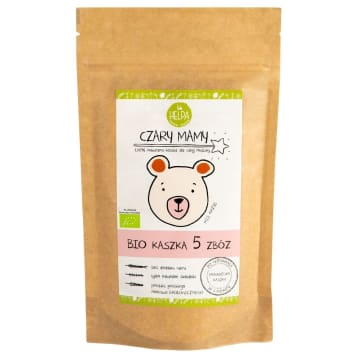 HELPA CZARY MAMY 5 cereal cereal BIO 200g
