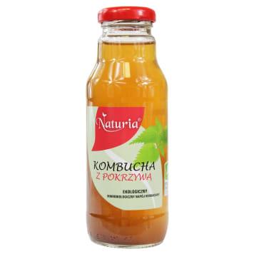 NATURIA Kombucha Napój herbaciany z pokrzywą BIO 300ml
