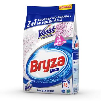 BRYZA Vanish Ultra 2w1 Washing powder for white fabrics and stain remover 3.375kg