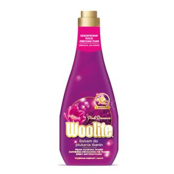 WOOLITE Balsam do Płukania Tkanin Pink  Romance 1.2l