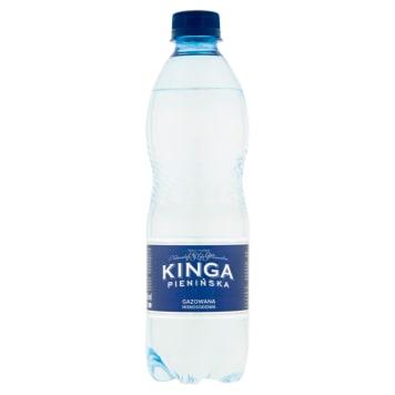 Woda mineralna gazowana - Kinga Pienińska. Pyszny smak i moc minerałów.