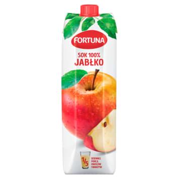 Sok jabłkowy 100% - Fortuna