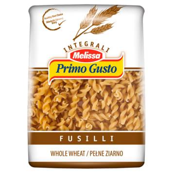Świderki pełnoziarniste-Melissa Primo Gusto. Ekologiczny produkt o niskiej zawartości kalorii.