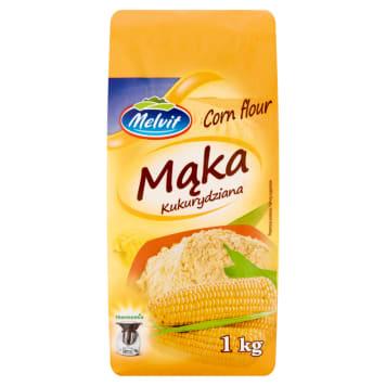 Mąka kukurydziana - Melvit