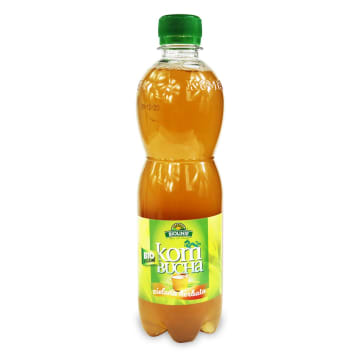 BIO LINIE Kombucha Tea drink with green BIO 500ml
