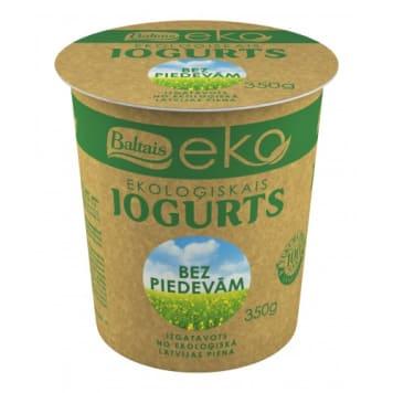 BALTAIS EKO Jogurt naturalny BIO 350g
