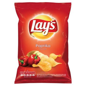 Lay's Chipsy ziemniaczane o smaku papryki