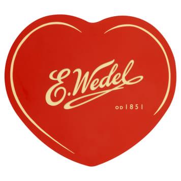 WEDEL Zestaw pralinek w puszce w kształcie serca 263g