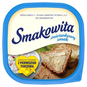SMAKOWITA Cream margarine flavor 450g