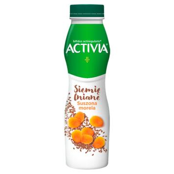 DANONE Activia Yogurt linseed dried apricot 290g