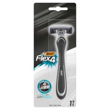 BIC Flex 4 One-piece shaving razor 1 pc