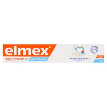 ELMEX Whitening Pasta do zębów przeciw próchnicy 75ml