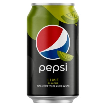 PEPSI Lime Fizzy drink 330 ml