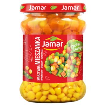 JAMAR Vegetable mix - carrot, peas, corn 470g