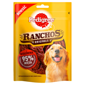 PEDIGREE Ranchos A delicacy for dogs with beef 70 g