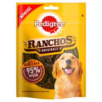 PEDIGREE Ranchos A delicacy for dogs with chicken 70 g