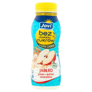 JOVI Jogurt jabłkowy + super ziarna bez dodatku cukrów 230g