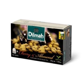 DILMAH Cherry-Almond 20 Tea Bags 30g