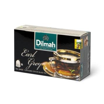 Herbata Earl Grey 20 torebek - Dilmah