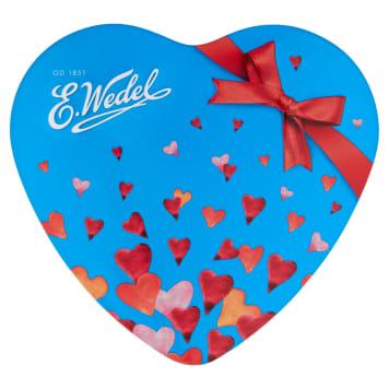 WEDEL Pralinki waniliowe (puszka serce) 144g