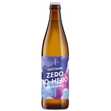 ZERO TO HERO Piwo bezalkoholowe - izotonik 500ml