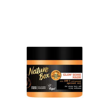 NATURE BOX Mask for liver with apricot oil 385 ml