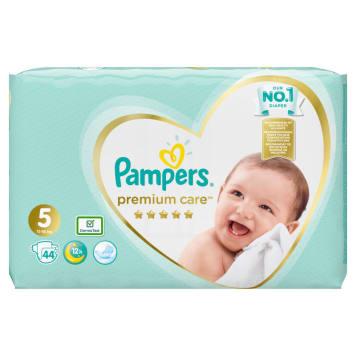 Pieluchy Premium Care - Pampers. Najwyższa ochrona skóry każdego maluszka.