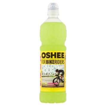 Oshee Napój izotoniczny o smaku limetkowo-miętowym skutecznie nawadnia organizm po wysiłku.