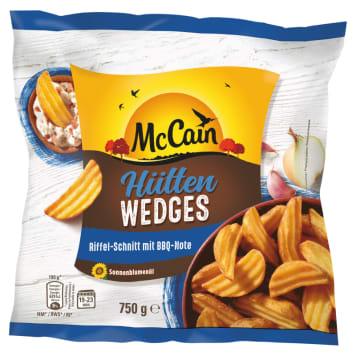 MCCAIN Frytki Hutten Wedges 750g