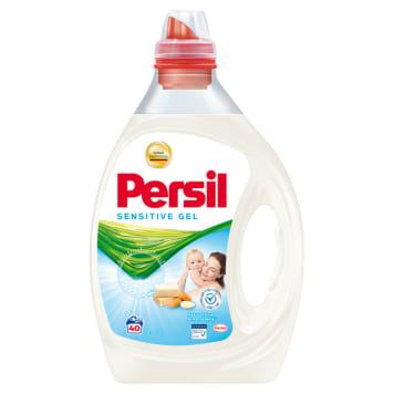 Żel do prania ubrań dziecięcych – Persil Expert Sensitive. Potwierdzona skuteczność, duża wydajność.