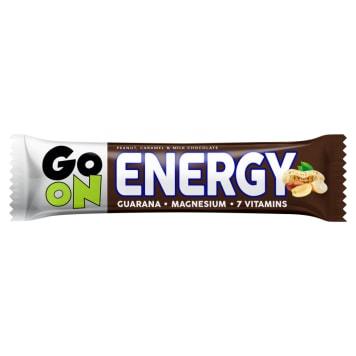 SANTE GO ON! Baton orzechowo-karmelowy Energy 50g