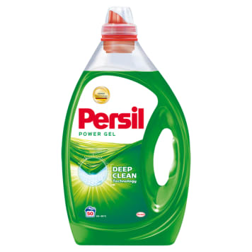 PERSIL POWER GEL Washing gel for white fabrics 2.5 l