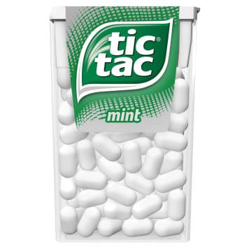 TIC TAC Dragees with mint flavor 49g